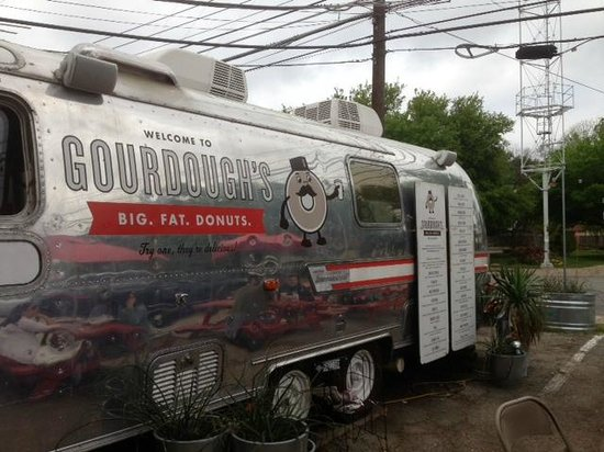 Gourdough S Food Truck