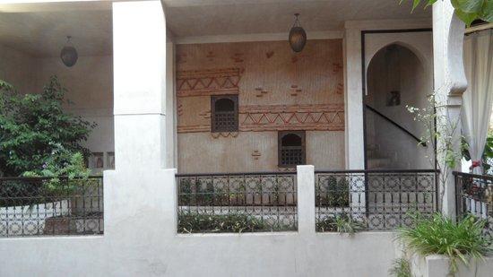 Les Sources Berberes Riad & Spa : Pasillo