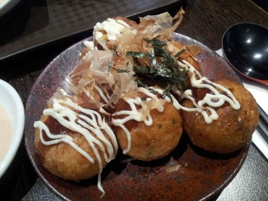 Nao Japanese Restaurant: Takoyaki