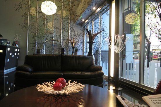 Uno Buenos Aires Suites: recepção