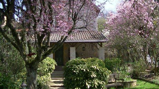 Le Jardin Sarlat: Le Jardin, April 3, 2013