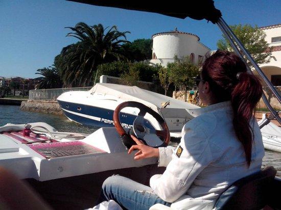 Hotel Portofino: con il barchino lungo i canali