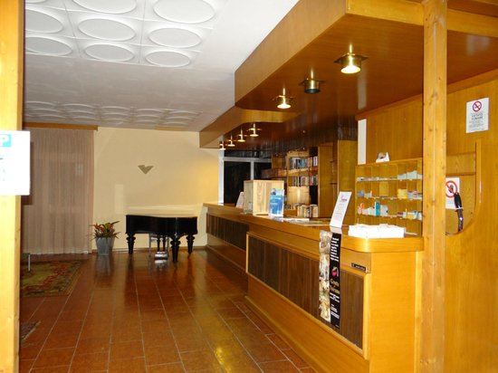 Residence Greco : Reception