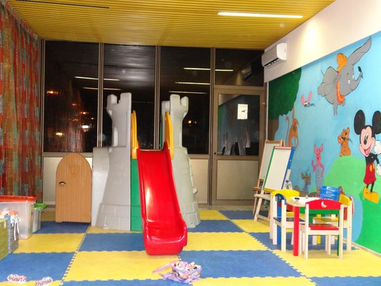 Residence Greco : Play area