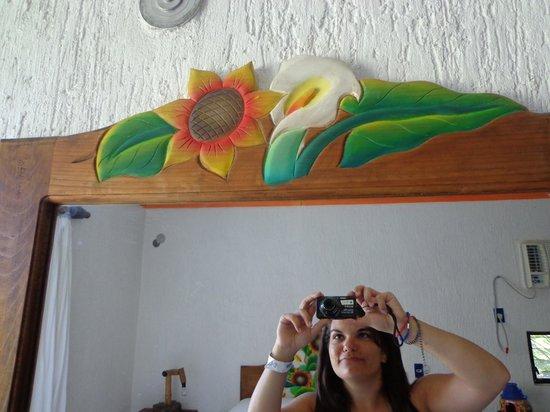 Villa Tulum: decoracion caribeña