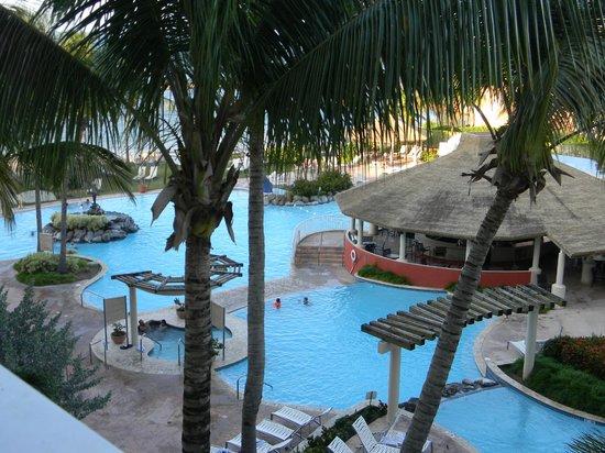 Aquarius Vacation Club At Dorado Del Mar Beach Resort Room With A View