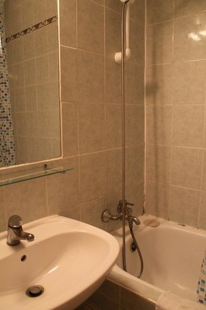 Hotel du Square d'Anvers: Other bathroom