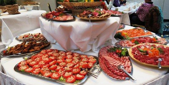 Brasserie Koener : Buffet