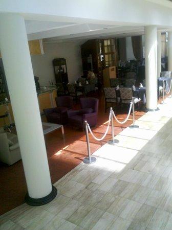 Hotel Yaguaron: Comedor