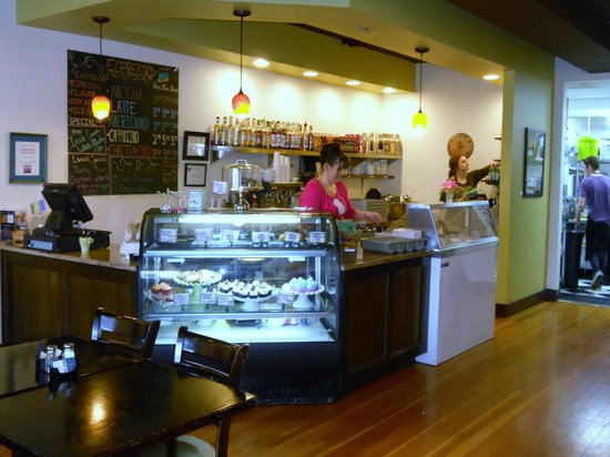 Gather: Bakery and coffee counter for take out orders