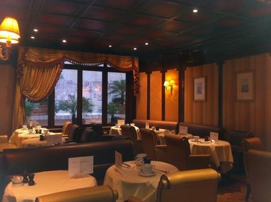 Hotel Mayfair Paris: dining room