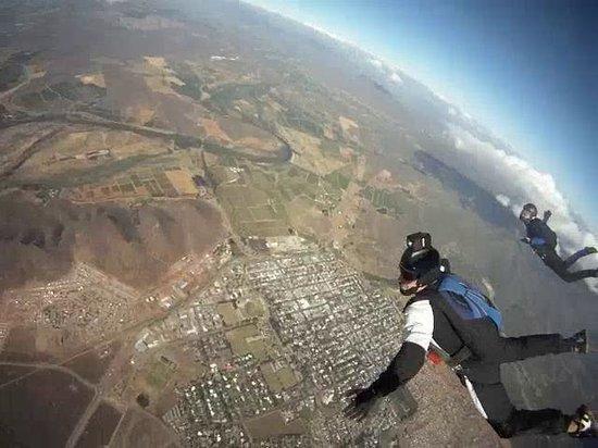 Skydive Robertson