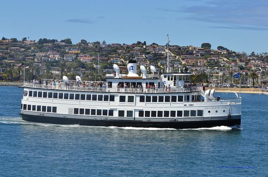 Lord Hornblower Is Great For Sunset Dinner Cruises