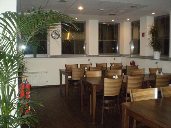 Hostel Köln: Restaurante