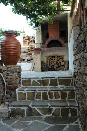 Dimitra Studios: φούρνος