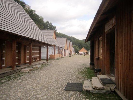 Skansen w Sanoku: newer structures