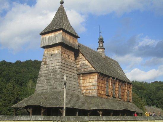 Skansen w Sanoku: Wooden church