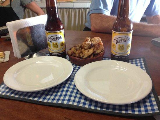 La Gloria de Don Pepe : deliciosas alitas