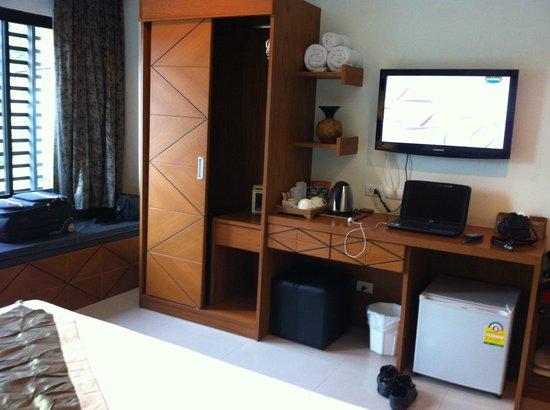 The Chambre Patong: room