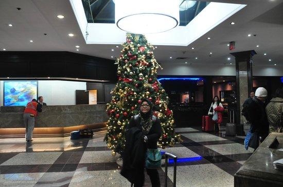 Delta Toronto East: The lobby