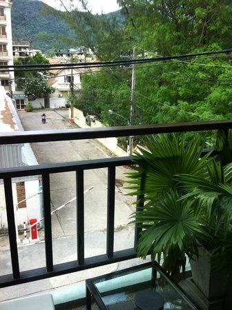 The Chambre Patong: nice view