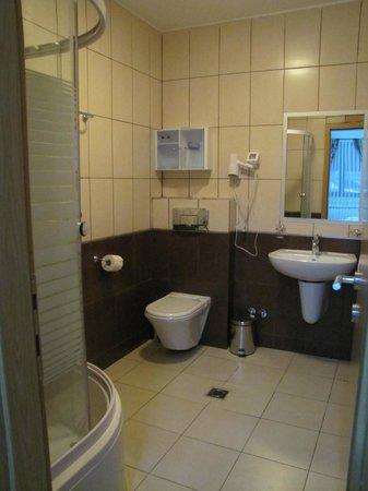 Hotel Polar Star: Bathroom