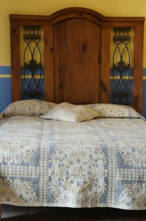La Casa De Sancho : Camas matrimoniales