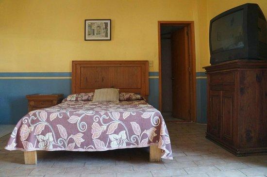 La Casa De Sancho: Habitacion