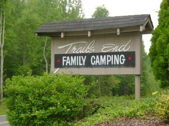 Trails End Family Camping: 2846 Old Cox Road-across from zoo entrance!