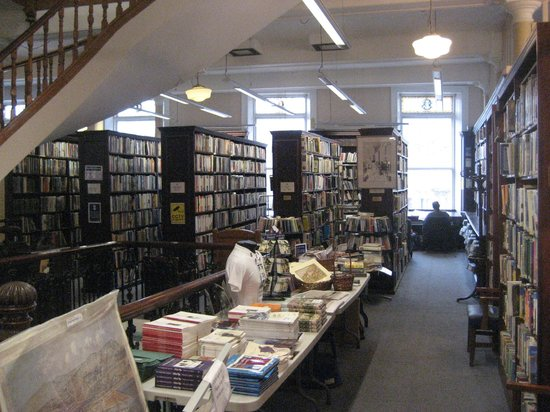 Image result for linen hall library