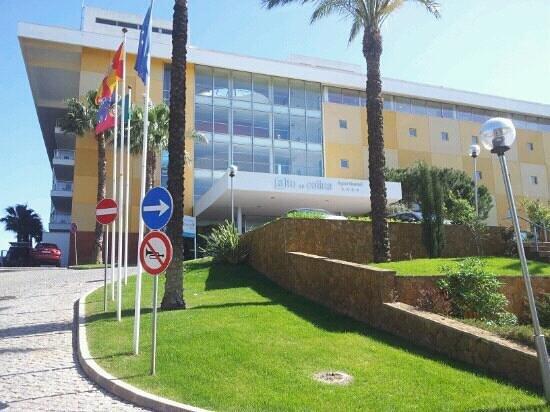 Alto da Colina Aparthotel: stay here!