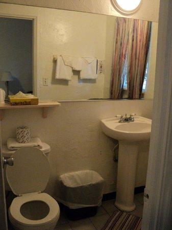 Richard's Motel: Salle bain