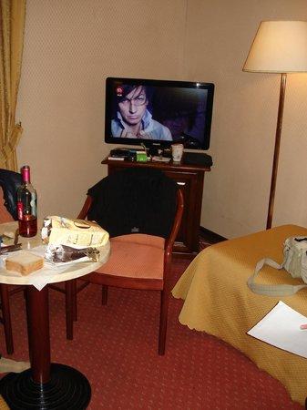 Hotel Oceania: Triple room № 5