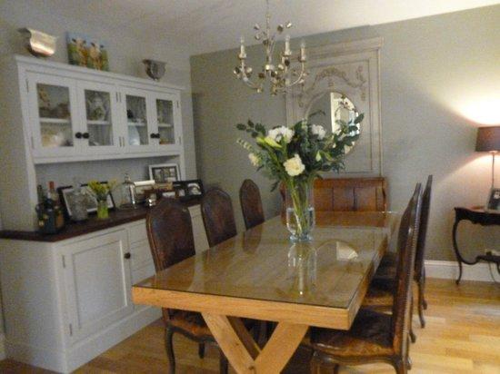 Meadow View: Breakfast Room