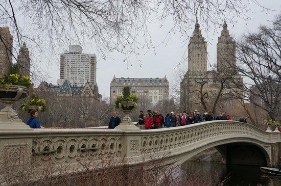 New York City Photo Safari: Bow Bridge