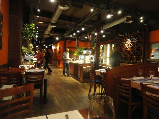 El Rodizio : Salad bar / buffet