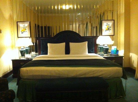 Habitat: Bed