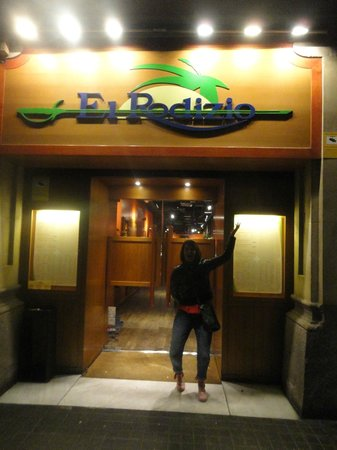 El Rodizio : The end of a perfect evening)