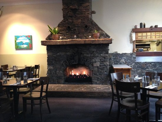 Waipuna Hotel & Conference Centre: Cooking with gas