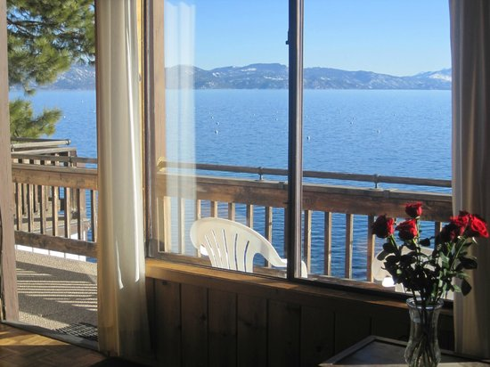 Holiday House: View from suite