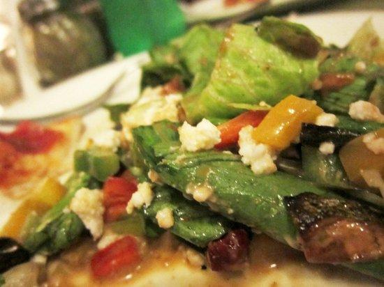 Ray's Cafe & Pizzeria: Insalatta Mediterranea