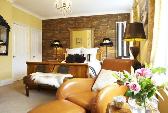 All Seasons Guest House Filey, B&B: Luxury Suite