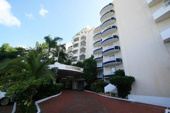 Sapphire Beach Club Resort: SBC Facade