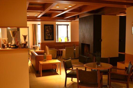 Theresia Gartenhotel: Lobby