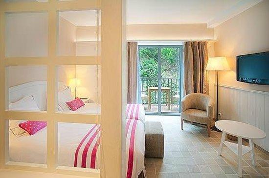 Hotel Playa Sol : Doble standard balcon