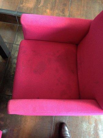 Scandic Front: Restaurant chair