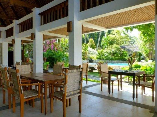 Buri Resort and Spa: The restaurant