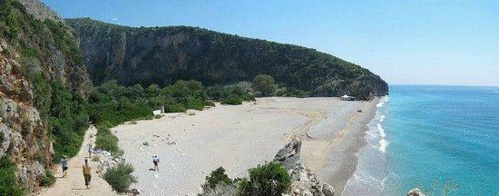 Himare, Albanien: Gjipe Beach @ Dhermi- Himara,Albania