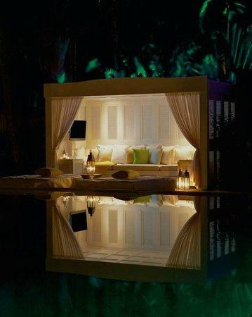 Delano South Beach Hotel Cabana