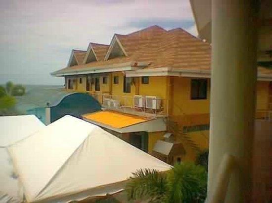 Bohol Coconut Palms Resort : VIEW FROM OUR ROOM
